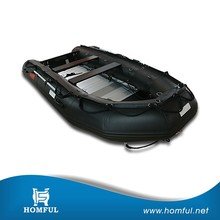 Rigid boat aluminum hull inflatable boats double pvc rigid inflatable boat