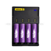 Nitecore I4 Intellicharger Universal Battery Charger I4 Intelligent Charging Power For Li-ion/NiMH 18650/26650/AA