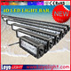 Best waterproof!! Dual row 13 inch 24 inch 30 inch 40 inch 50 inch 52 inch 4D led bar light for trucks offroad, led light bar