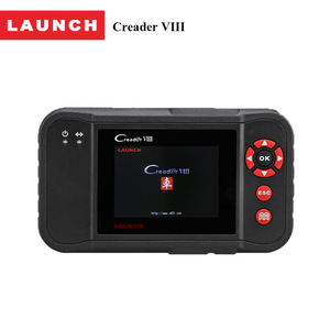 Launch Creader VIII Code Reader ENG/AT/ABS/SRS EPB SAS Oil Service Diagnostic tool for cars Launch Creader VIII OBDII Scanner