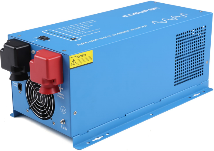 SPT series 1500w pure sine wave inverter