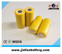 Nicd C Size 2500mAh rechargeable battery cell