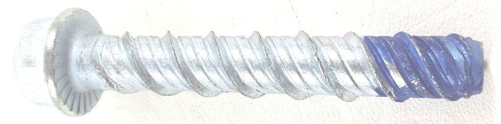 POWERS RAWL 7224 3/8 X 3IN. STEEL WEDGE-BOLT ANCHORS BOX/25