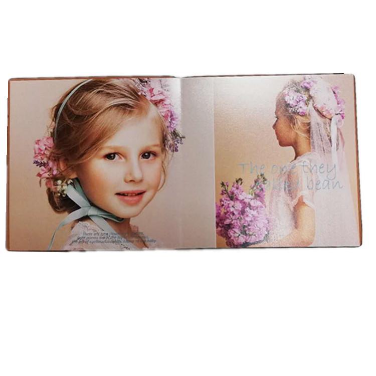 nice quality OEM factory print hard cover photo book  art book printing