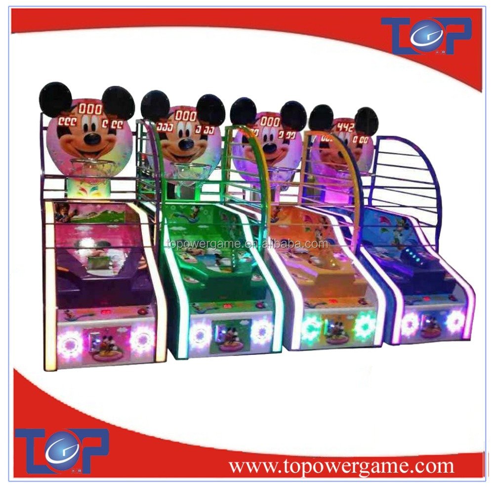 Baby time arcade games for sale kids basketball shooting games arcade game basketball