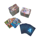 Quality Trading Card Trading Cards Custom High Quality Holographic Trading Card Game With Foil Printing