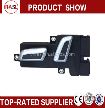 Wholesale Auto Spare PartsEightdirection Main Seat Adjust Switch - Audi wholesale parts