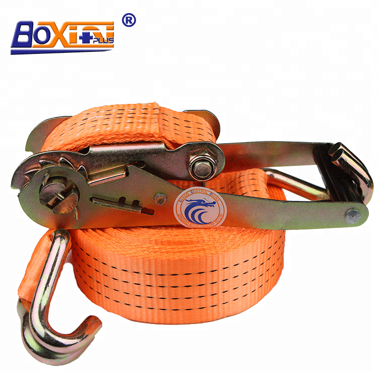 EB50134 Alta qualidade 25mm Endless Loop ratchet Tie Down strap