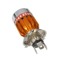Super Bright Motorcycle 9W 600Lm Headlights 3 Led Write Lamp Car Motorcycle Headlamp DC 12V-85V