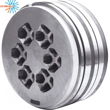 Customized H11 H13 aluminum profile extrusion die steel mould