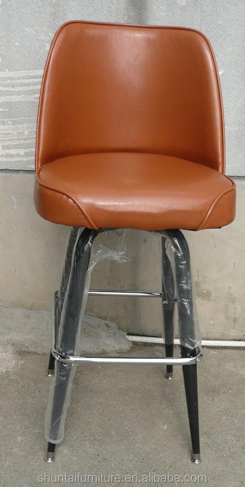 comfortable leather swivel vintage bar stools buy vintage bar vintage bar bar stool high chair product on alibabacom