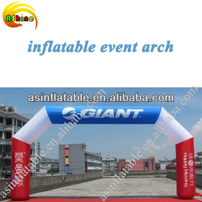 best quality inflatable finish line arch for sale