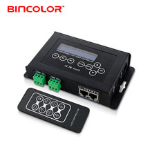 BC-100 New arrival DMX rgb led time controller programmable digital lcd display rgb led dmx 512 controller