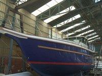 Puma Motorsailer 48 Ship - Buy Motorsailer Product on Alibaba.com