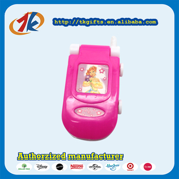 Novelty Plastic Phone Toys No Function Cell Phone Toys For Kids
