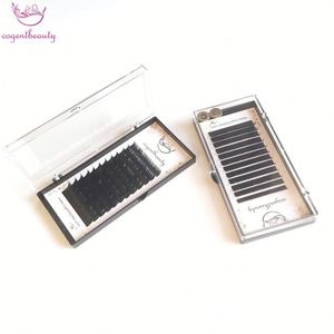 Cheap Black 0.2 C Mix Length Individual Eyelash Extensions