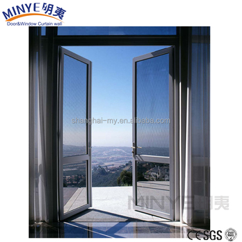 Latest Design Aluminum Interior Door Thermal Break Aluminium French
