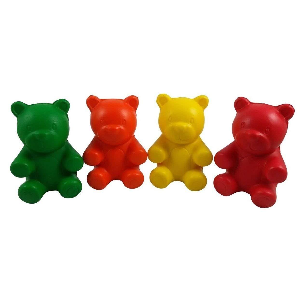 b2b8eb273 Get Quotations · (4) Gummy Bear Stress Balls for Kids Top Selling Item