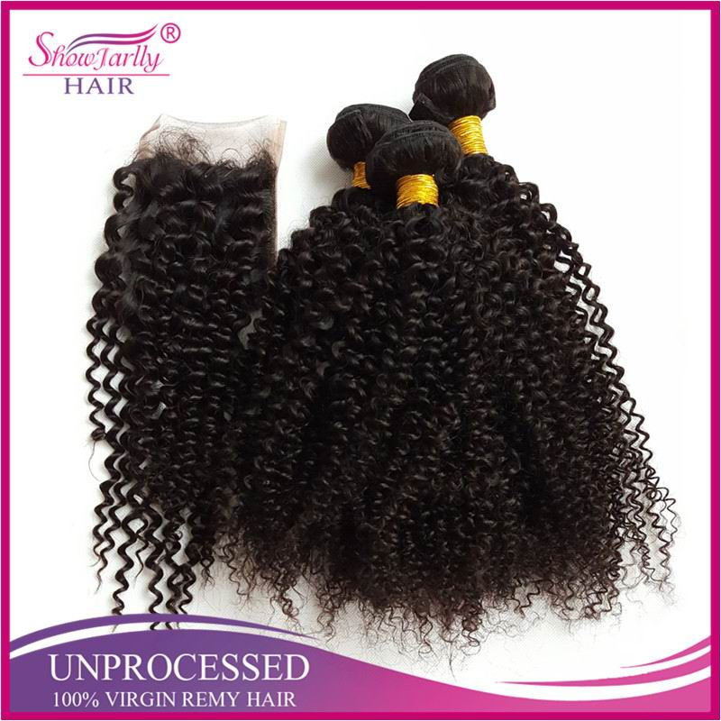 top grade afro kinky curly weaving virgin remy hair weft malaysian hair