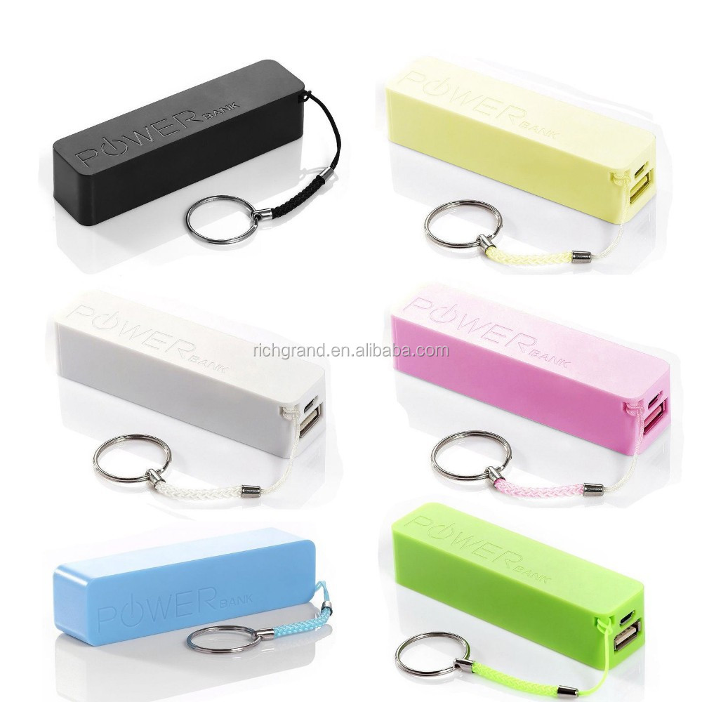 2600mAH universal external portable power bank backup battery for mobile phone