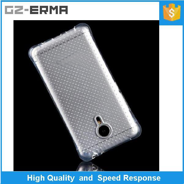 High Quality Anti-drop Transparent Soft TPU phone Case for MEIZU M6, for MX5, phone case for MEIZU