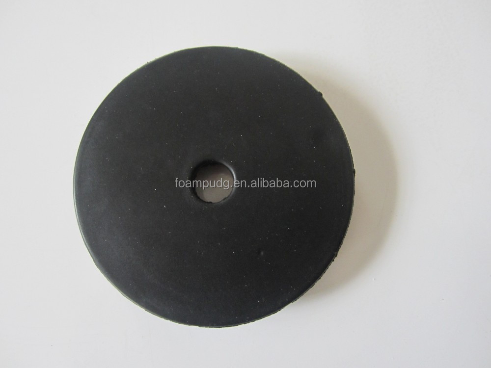 2015 new design and high quality rubber foam puck
