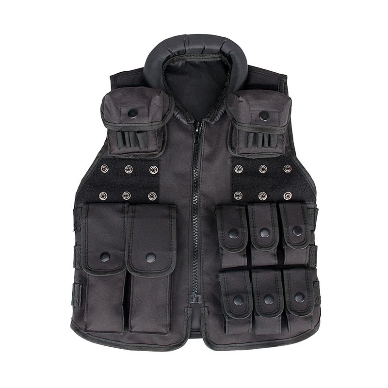 Molle System Military Tactical Bulletproof reflective safety Vest For man
