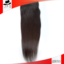 First Class 8 inch clip-in human hair extensions eurasian, Unprocessed clip in hair extension deals