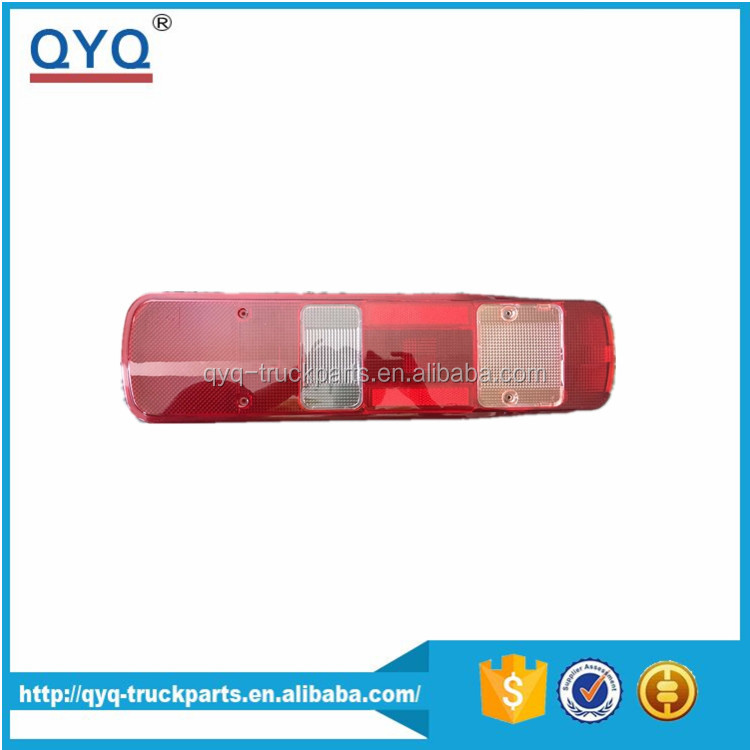 Best Quality Factory price Euro truck body parts oem 20565107 Tail Lamp Lens (E)(35T) for Volvo Rear Light Lens