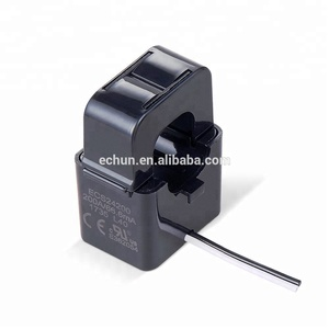 200A/0.333V split core current transformer with UL certificated easy mount
