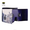High Quality Google Cardboard VR Cardboard Custom Design 3D Glasses For IOS/Android Branded