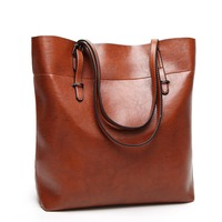 Hot Amazon 2018 New Fashion Tote Shoulder Kraft Bag For Women