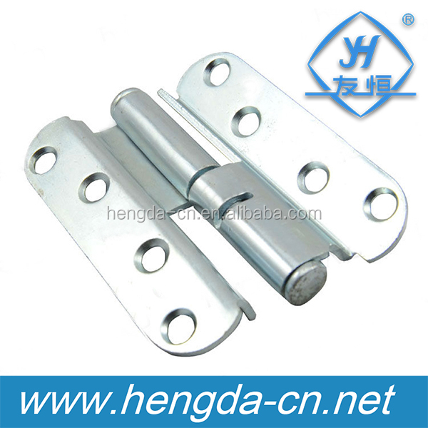 YH2320 H Shape Self Closing Steel Door Hinge Gate Warehouse Garage Hinge