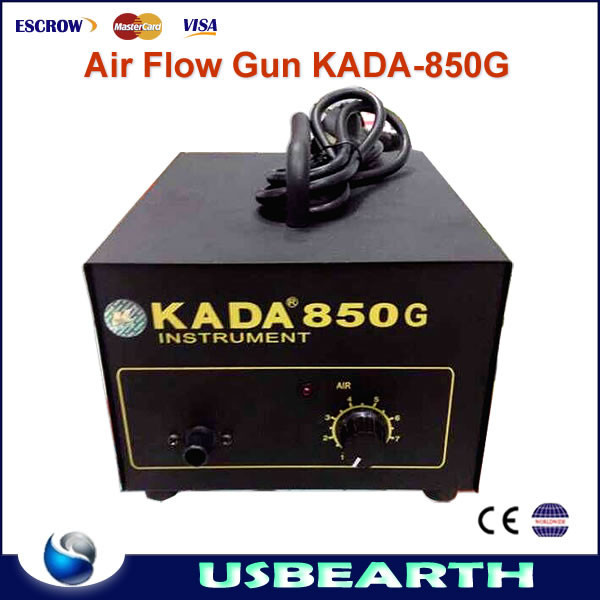 KADA 850G cheap natural air flow gun 220V & 110V available