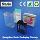 Colorful yield custom printing acetate packaging boxes