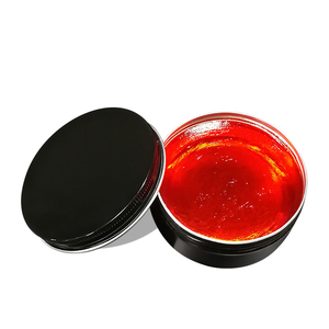 Private label water based men hair wax barber