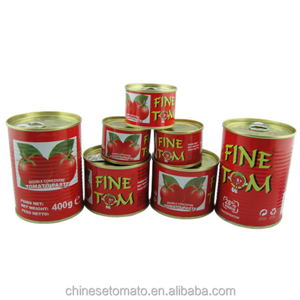 Gino Tin/can Tomato Paste West Africa From China Manufacturer ...