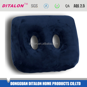 Import china products pu foam injection square memory foam seat cushion