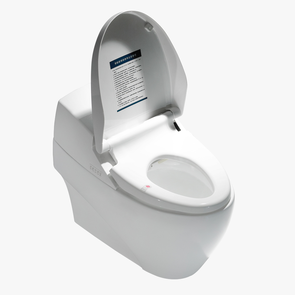 Chinese bathroom WC western automatic smart brand toilet