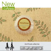 Newarea hotel 40g in box mild soap /medicated/bath toilet/ spa /face and soap in toiletry bathr