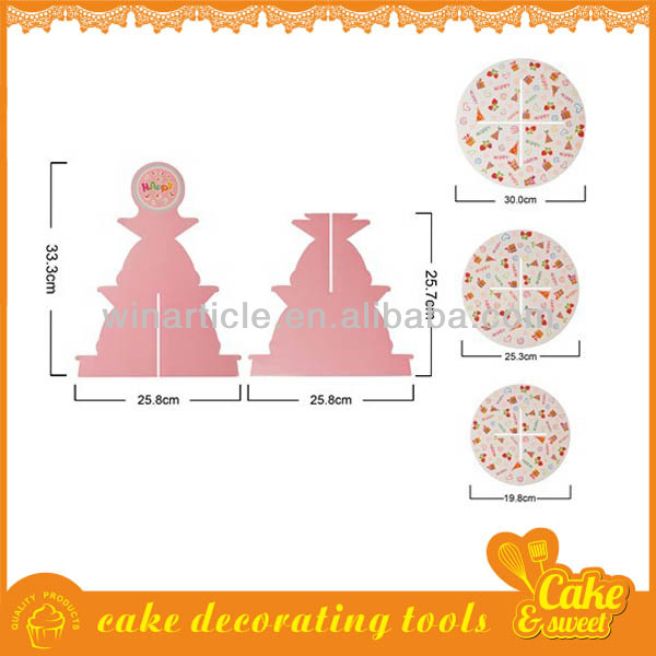 Disposable cupcake stand for sale cake stand