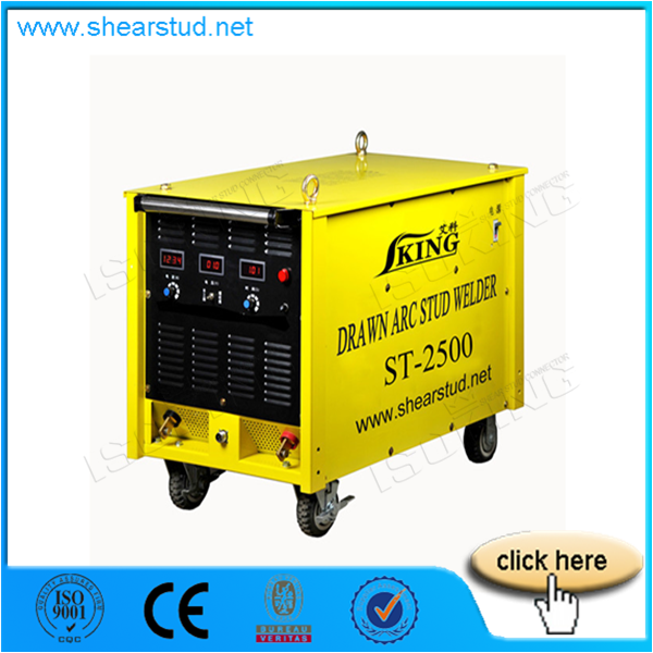 380V/50Hz Silicon Controlled Rectifier Automatic Stud Welder