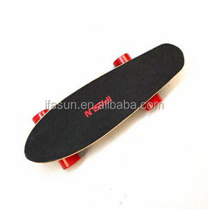 Kids Skateboards Electric Wheel Store Hub Motor Loaded Skateboard Regenerative Technology Street Skateboard