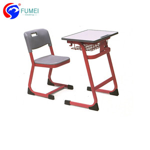 Student Plastic Table And Chair,Study Chairs With Tables ,Primary Classroom Furniture