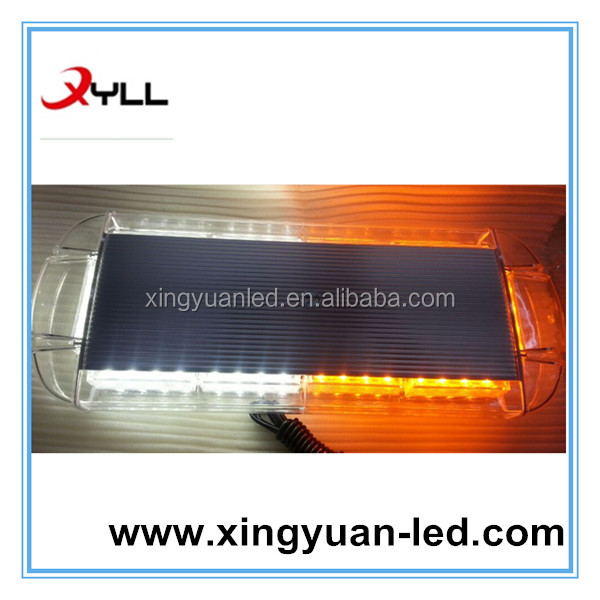 LED Warning light bar LED strobe lightbar Mini Lightbar(XYLL-1312-40W)
