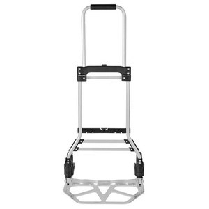 2 Wheel Aluminum Folding Portable Hand Truck Dolly