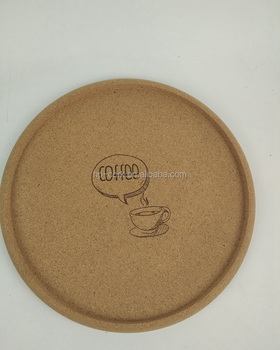 cork tray for coffe