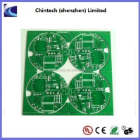 1oz Copper FR4 PCB Flexible PCB board for LED