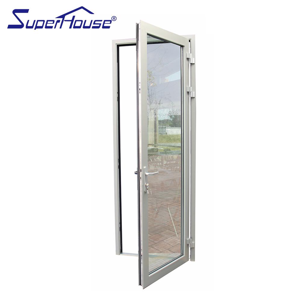 Double Exterior Doors Fibergl High