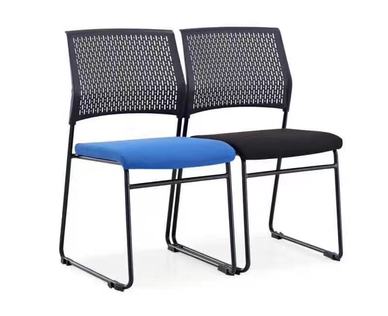 2017 Cheap Stackable Plastic Mesh Office Visitor Chair for Conference Room 1051C